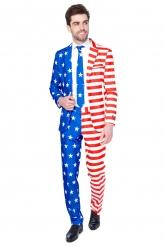 Suitmeister™ Mr. USA Flag herrdräkt