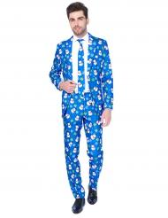 Mr. Xmas Snowman - Kostym för vuxna från Suitmeister™