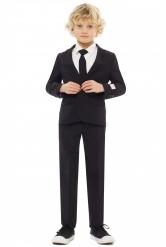 Mr. Black - Kostym för barn från Opposuits™