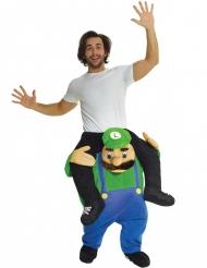 Morphsuits™ Carry Me grön rörmokardräkt