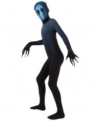 Ögonlösa Jack™ i Morphsuits™ för barn - Halloween Maskeraddräkt