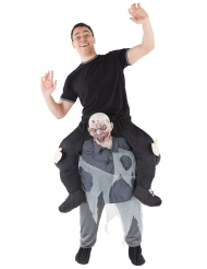 Zombiedräkten Morphsuits™för vuxna som bär dig på ryggen - Halloween maskeradkläder