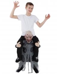 Maskeraddräkt för barn Zombie i Morphsuits™ - Halloween Maskeraddräkt