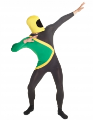 Morphsuits™ jamaicansk bobdräkt