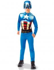 Captain America™ - Maskeraddräkt för barn