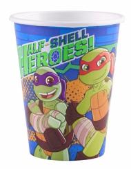 8 kartongmuggar från Ninja Turtles™ 266 ml