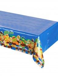 Plastduk från Ninja Turtles™ 120 x 180 cm
