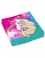 20 servetter från Barbie Dreamtopia™