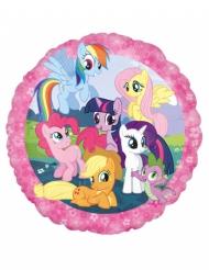 Ballong i aluminium från My Little Pony™ 43 cm