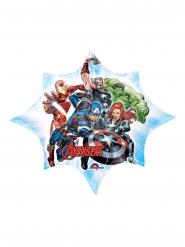 Stjärnformad ballong från Avengers 27 cm