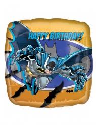 Happy Birthday med Batman™ - Ballong i aulminium 40 x 40
