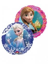 Liten Elsa och Anna från Frost™-ballong 23 cm