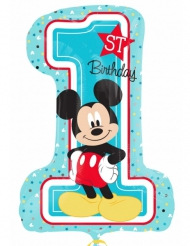 Första födelsedagen med Musse™ - Aluminiumballong