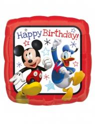 Happy Birthday med Kalle™ och Musse™ - Ballong 40 cm