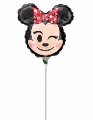 Mimmi™-ballong från Emoji™ 22 cm