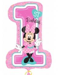 1st Birthday - Aluminiumballong från Mimmi™