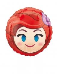 Ariel™-ballong från Emoji™ 23 cm