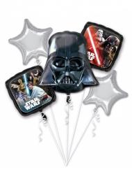 Star Wars™ - Ballongbukett med 5 ballonger