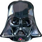 Darth Vader™ - Aluminiumballong 25 x 27 cm