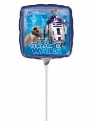 Star Wars™ - Fyrkantig ballong 23 x 23 cm