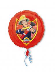 Brandman Sam™ - Aluminiumballong till kalaset 43 cm