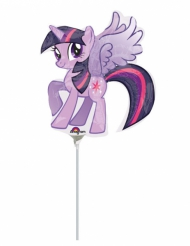 Aluminium ballong från My Little Pony™ 25 x 27 cm