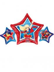 Liten aluminiumballong från DC Super Hero Girls™ 22 x 43 cm
