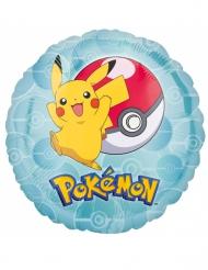 Pokemon™ aluminiumballong 43 cm