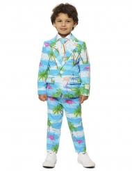 Mr. Flamingo - Kostym från Opposuits™ för barn
