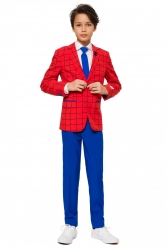 Opposuits™ Mr Spiderman™ tonårskostym