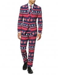 Mr. Noridc Xmas - Kostym från Opposuits™ för vuxna