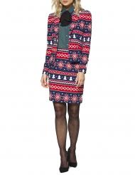 Mrs. Nordic Xmas - Kostym för damer från Opposuits™