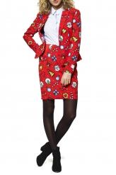 Mrs. Dashing - Kostym från Opposuits™ för damer