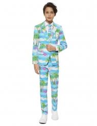 Mr. Flamingo - Kostym från Opposuits™ för tonåringar