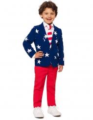 Mr. USA - Kostym för barn fårn Opposuits™