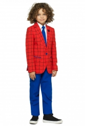 Opposuits™ Mr Spiderman™ barnkostym