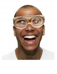 10 par galna glasögon i kartong till festen