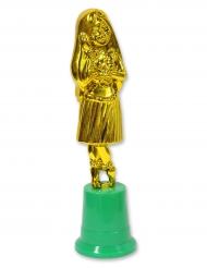 Hula-awards - Statuet till maskeraden 20 cm
