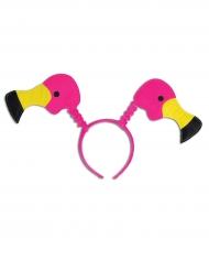 Flamingo - Diadem till maskeraden