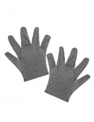 Medeltida handskar som ser ut som ringväv - Makeradtillbehör för vuxna