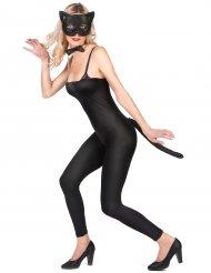 Svarta katten - Tillbehörskit till maskeraden