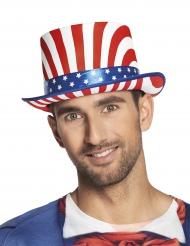 Lyxig USA-hatt vuxen