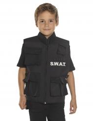 SWAT-väst - Maskeradkläder för barn