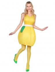 Citron - Maskeradkläder för vuxna