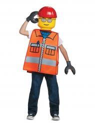 Byggkarl från LEGO™ - Maskeraddräkt för barn