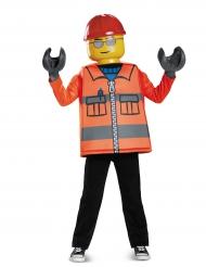 Byggarbetare från LEGO™ - Maskeradkläder för barn
