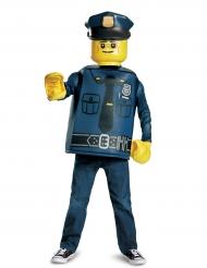 LEGO™ Polismaskeraddräkt - Halloween maskeraddräkt