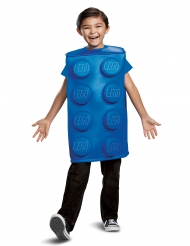 Blå legokloss - Maskeradkläder för barn från Lego®