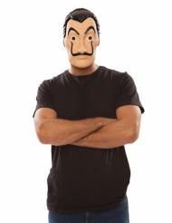 Rånarmask från Casa de Papel™ - Maskeradmask för vuxna