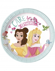Care for others - Kartongtallrik från Disney Princesses™ 20 cm